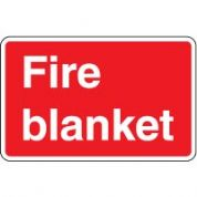 Fire Safety Sign - Fire Blanket 049